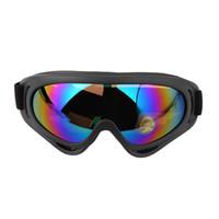 atv goggles blue - Motorcycle Bike ATV Motocross UV Protection Ski Snowboard Off road Goggles FITS OVER