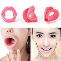 Wholesale Silicone Rubber Face Slimmer Massage Muscle Tightener Anti Aging Anti Wrinkle Mouth
