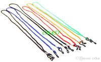 lanyard string - Adjustable Glasses Strap Neck Cord Sunglasses Eyeglasses String Lanyard Holder Hot Sales Brand New