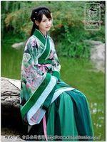 Wholesale Apparel Ethnic Clothing huamei hanfu