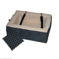 Wholesale Pet Gear Dog Cat Booster Car Seat and Bed Medium Chocolate or Slate