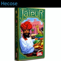 Wholesale board game Jaipur high quality best card game very suitable for the family
