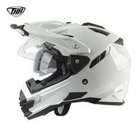 afx motorcycle helmets - off road helmet THH TX27 helmet motocross casco capacetes Motorcycle helmet same with AFX FX DS better than ls2 mx433 BEON ktm