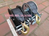 Wholesale Boat Winch lbs webbing sling hand winch manual winch trailer portable winch