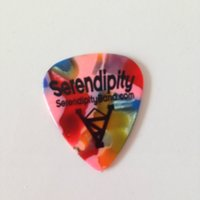 Wholesale Highest Quality Colorful Pearl Celluloid Guitar Picks Plectrums for Guitar Bass Heavy Guitar Picks