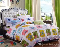 bedding popular comforter set - Popular Bedding set Comforter Bedding Sets Cotton Soft Bedding Set For M Feet Bed Full Size Free HK Post BBS053
