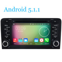 Wholesale Android Car DVD Player GPS For Audi A3 S3 RS3 RNSE PU Quad Core Wifi G Radio