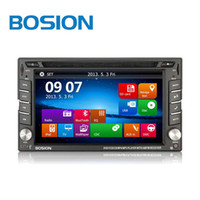 Wholesale BX General machine MTK3360 GPS DVD Radio RDS Bluetooth IPOD USB SD AUX IN