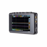 Wholesale Mini DSO203 DS203 digital Oscilloscope ARM Nano portable MHz bandwidth Channels arm Cortex M3 CPU