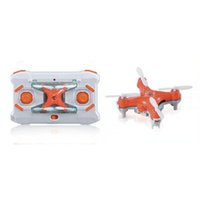 Wholesale Express Ghz CH Axis GYRO Mini RC Quadcopter with camera Mini Drone UFO new remote control helicopter
