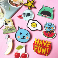 Wholesale Hot Selling Ulzzang Korea Cartoon Acrylic Badge Maruko Fart Peach Jun Japanese Harajuku Soft Sister Brooch