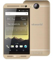 Wholesale Vkworld VK800X Android G WCDMA Mobile Phone MTK6580 GHz Quad Core GB GB MP mAh quot IPS HD Smartphone