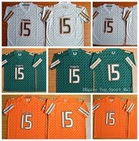 Cheap Brad Kaaya Football Jerseys Best Miami Hurricanes College Jersey