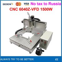 mini desktop cnc router - to Russia mini desktop cnc router w Spindle Axis cnc milling machine for metal wood