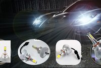 automotive led replacement lamps - Super bright Automotive led lights replacement headlights HB4 W LM COB Lamp Bulb k Driving Kit for refiting AUTO