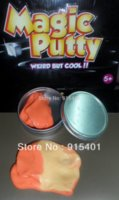 Wholesale Heat Sensitive thinking putty Hypercolors silly putty handgum toys toy hauler toys mickey mouse clubhouse