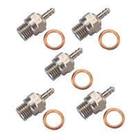 Wholesale 5x HSP Spark Glow Plug No N3 Hot for RC Nitro Engines Car Truck Traxxas