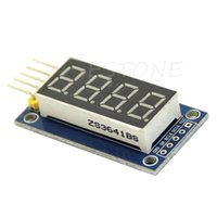 Wholesale J34 Shipping Bits Digital Tube LED Display Module Four Serial for Arduino Driver