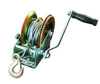Wholesale Boat Winch Lifting lbs hand winch manual winch with wire rope and hook