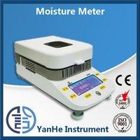 Wholesale Digital LCD rice moisture analyser DSH Series Rapid grain moisture meter for tea g g g