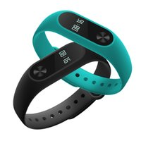 band features - Newest Original Xiaomi Mi Band featured heart rate monitor new smart wristbands for iPhone Xiaomi Android phone