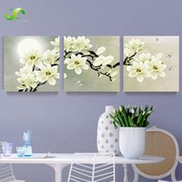 balloon flower picture - flower balloon decorations Panel Modern Abstract Flower Painting On Canvas Wall Art Cuadros Flowers Picture Home Decor For Living Room