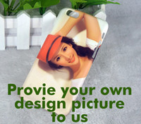 apple phone pictures - 1pcs DIY Make Create Custom Design Personalized Your Own Cell Phone Matte Skin Cases Cover For Iphone S S Plus Provide Your Picture