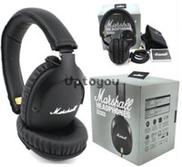 computer monitors - Marshall Major II Marshall Monitor headphones With Mic Deep Bass DJ Hi Fi Headphone HiFi Headset Professional DJ Monitor Headphone DHL Free