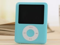 Wholesale Brand new G th MP4 Player FM Ebook Voice Recorder MP3 with cable and earphone