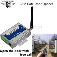 automatic gate - Dual band Automatic GSM Gate Door Garage Opener Operators RTU5015 with SMS Remote Access Relay Control