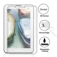 Wholesale Qiaogle Anti explosion Tempered Glass Screen Protector Ultra Hard For Lenovo IdeaTablet A3000 inch Premium Screen Protector