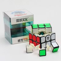 Wholesale NEW MoYu x3x3 Weilong GTS Magic Cube Puzzle Speed Cube Classic Toys Learning Education Games Gifts Cubo Magico