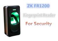 access control tools - Fingerprint Reader Scanner Tool Fingerprint Access control Reader FR1200 Access Control Solutions Management