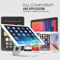 Wholesale Soporte para tablet de pie Aluminum Alloy Desktop Holder Tablet Stand for iPad Mini iPad Air iPad Pro Tablet Holder Stand