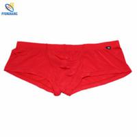 Wholesale Sexy Underwear Men Nylon Mens underwear Boxers Men s Cuecas Boxer Shorts Bermudas Masculina De Marca Factory