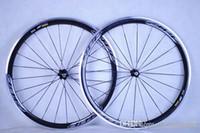 Wholesale Super Cheap Customize mm Clincher Bicycle Carbon Alloy Wheels Novatec Hub Powerway R13 Hub c Road Bike Wheels Shimano Speed