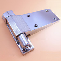 Wholesale mm Cold store storage hinge oven hinge industrial part Refrigerated truck car door freezer super lift hinge hardware