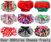 baby diaper brands - Cotton Ruffle Chevron Baby Bloomers Cute Baby Pants Underwear Infant Lace Ruffle Short Diaper Cover Toddler Infant Baby Bloomers colors