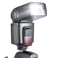 Wholesale TT560 Flash Speedlite for Canon Nikon Sony Panasonic Olympus Fujifilm SLR Digital Cameras with single contact Hot Shoe