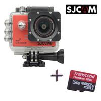 action memories - Original SJCAM SJ5000x Elite Edition Sport Action Camera Waterproof Car DVR x Extra Transcend GB Memory Card