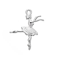 Cheap Charms Ballet Dance Charm Best Traditional Charm Sports Eco-friendly Charm