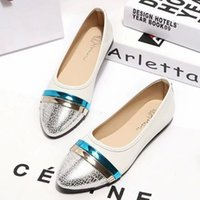 ballerina shoes white - Ladies Shoes Ballet Flats Women Flat Shoes Woman Ballerinas Casual Shoes Womens Loafers