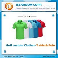 advertising and design - 100 cotton promotional OEM design logo golf t shirt polo golf sports products business promotion and advertising gifts