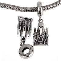 barcelona flag - New DIY High Quality Barcelona Dangle Charms Original Authentic Sterling Silver Beads fit for bracelets Necklaces