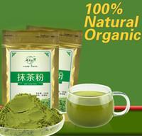 al por mayor té del peso-Polvo orgánico natural del 100% Matcha que adelgaza el alimento de la pérdida de peso del té del matcha del té 100% + envío libre