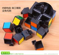 Wholesale Race specific Smooth Magic Puzzle Cube X3x3 cm high quality adult children educational toys game home 2