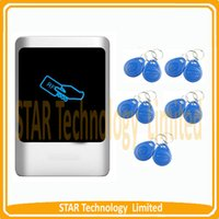 Wholesale RFID access controler Proximity Entry Door Lock Access Control System Keyfobs
