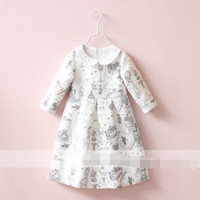 baby furniture brands - Tiny Freshness Baby Girls Flower Dress Print Furniture And Floral Dress White Color For T