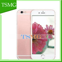 Wholesale 4 inch I6S smart phone with logo MTK6572 Dual core GB ROM smart cell phone dual camera hot sale in stock