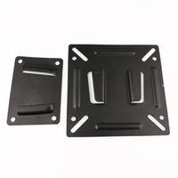 Wholesale 12 In In TV Monitor Flat Screen PLASMA VESA LCD LED TV Wall Mount Bracket Flat Panel TV Holder Stand Wholesales